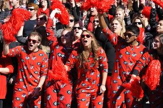 Georgia Tech Georgia Football