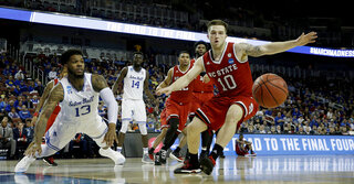 APTOPIX NCAA NC State Seton Hall Basketball