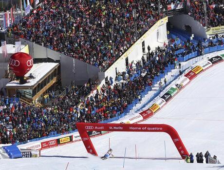 Switzerland Alpine Skiing Worlds