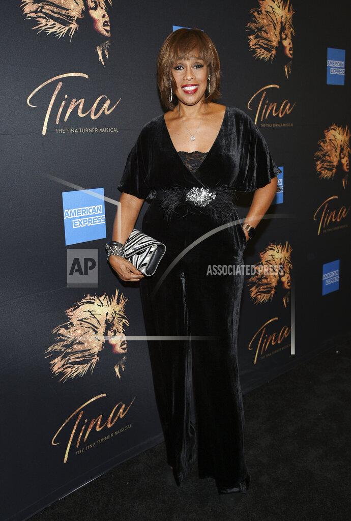 """""""Tina - The Tina Turner Musical"""" Broadway Opening Night"""