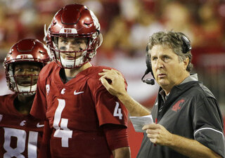 Mike Leach, Luke Falk
