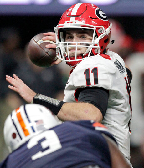 Georgia Fromm Football