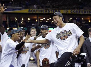 SEC Vanderbilt Kentucky Basketball