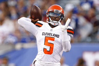 Browns Giants Football