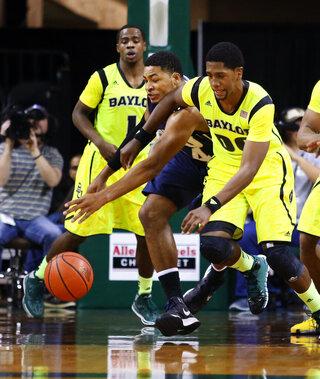 Oral Roberts Baylor Basketball