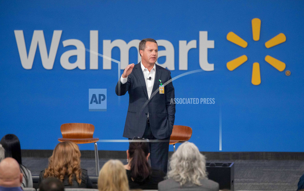 Walmart Military Spouse Announcement
