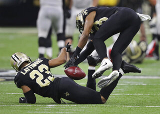 Falcons Saints Football
