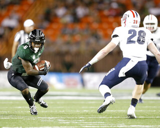 Duquesne Hawaii Football