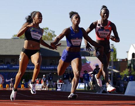 Rio Olympics Track and Field Athletics