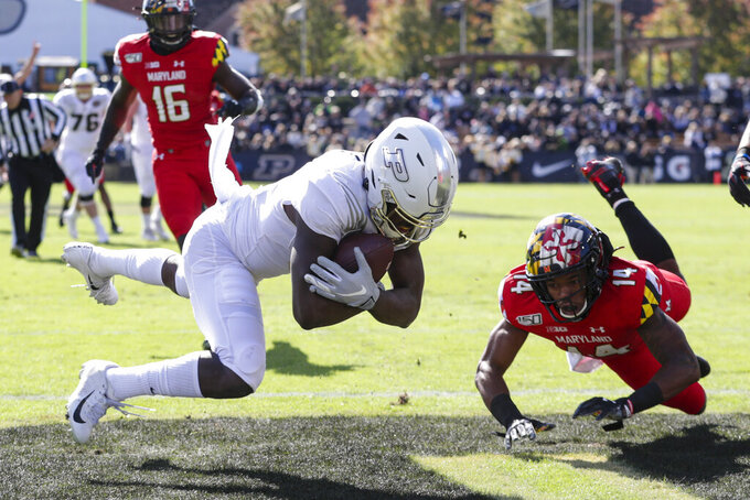 Locksley seeks solutions for Maryland's erratic defense