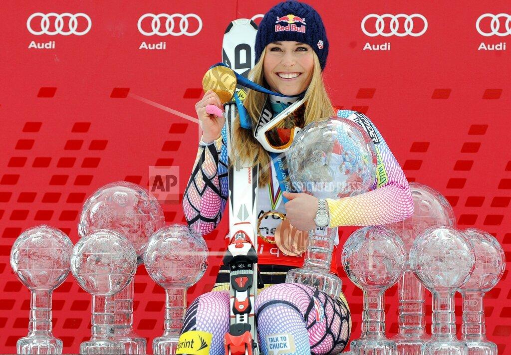 APTOPIX Germany Alpine Skiing World Cup Finals