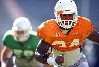 Tennessee-Kirkland's Return Football