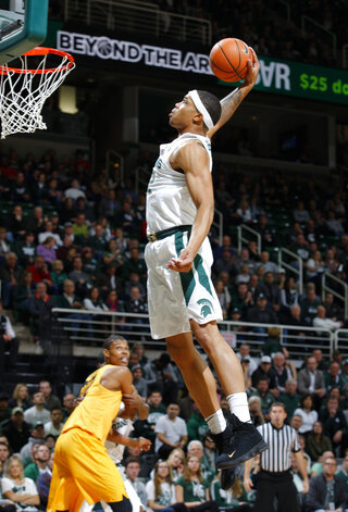 Miles Bridges, LaRond Williams
