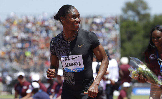 Lawyer: Semenya to go to European Court of Human Rights