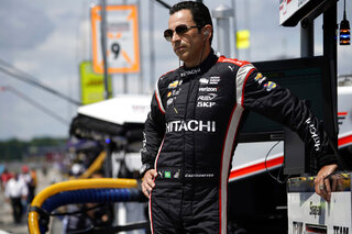 IndyCarGP-Castroneves Auto Racing