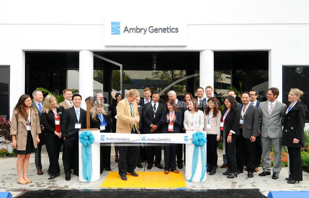 Ambry Super Lab Opening