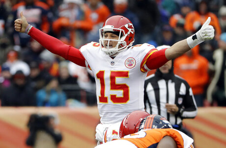 Chiefs Moving To Mahomes Football