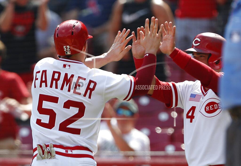Cardinals Reds Baseball