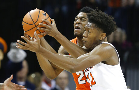 De'Andre Hunter, Tyus Battle