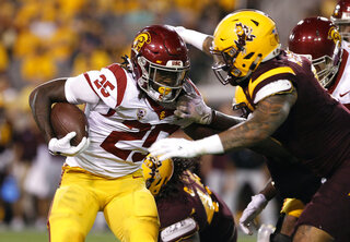 USC Arizona St Football