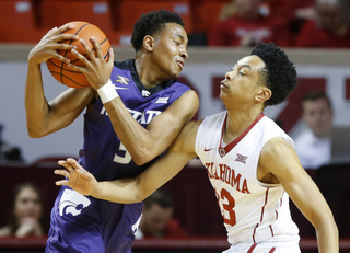 Kansas St Oklahoma Basketball