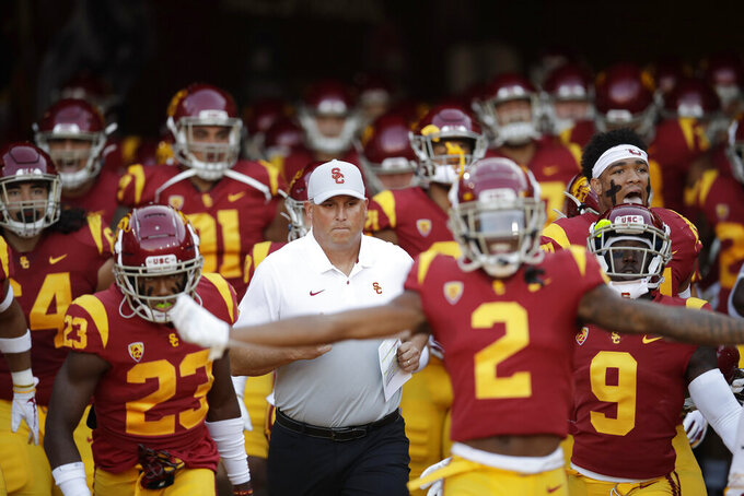 Analysis: At scandal-torn USC, can integrity save Helton?