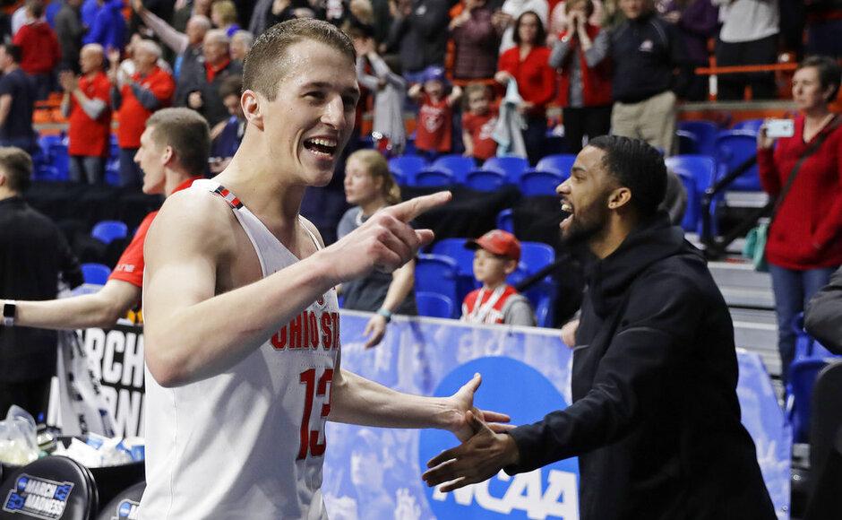 NCAA S Dakota St Ohio St Basketball