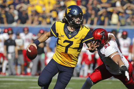 Will Grier, Eli Howard