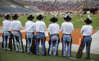 Texas Spring Football