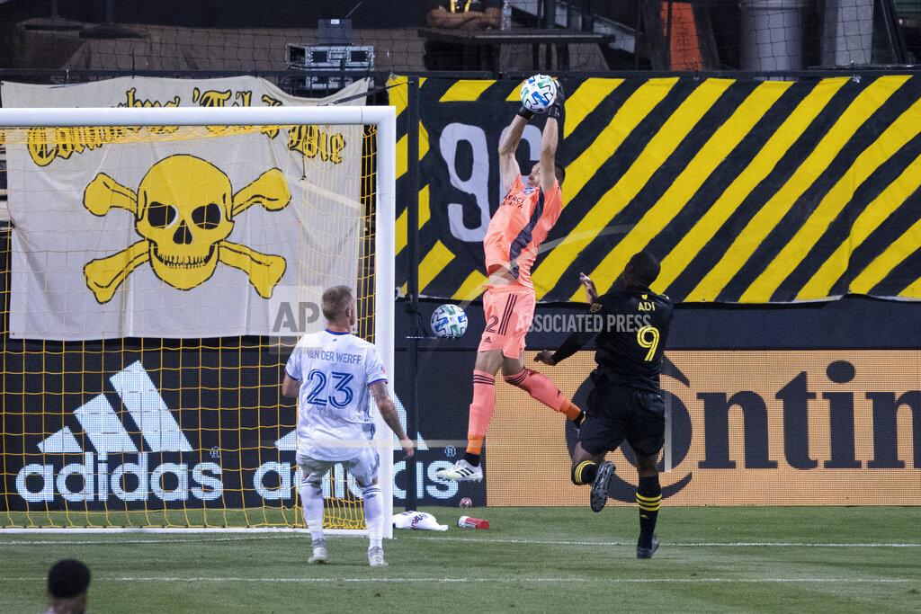 SOCCER: SEP 06 MLS FC Cincinnati at Columbus Crew