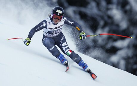 Italy Alpine Skiing Fanchini Health