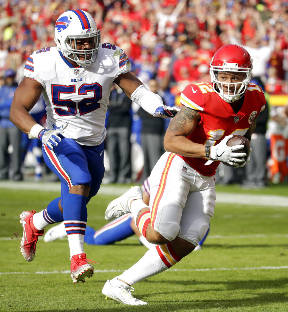 Albert Wilson, Preston Brown