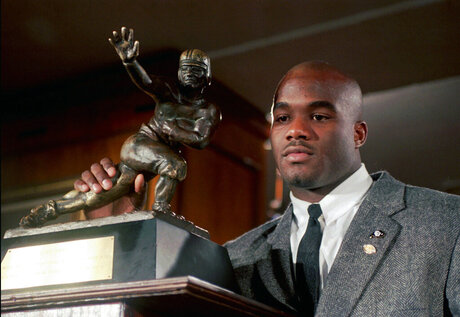 Heisman Winner Dead Football