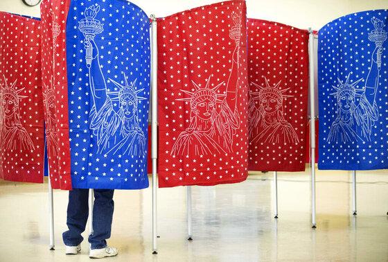 APTOPIX 2016 Election New Hampshire Votes