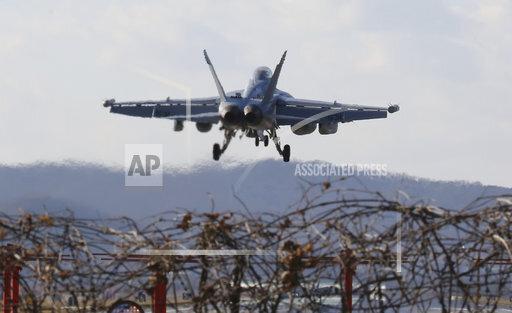 CORRECTION South Korea Koreas Tensions
