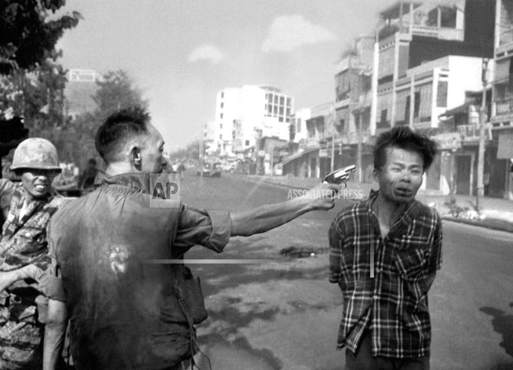 Tet Offensive Anniversary Photo