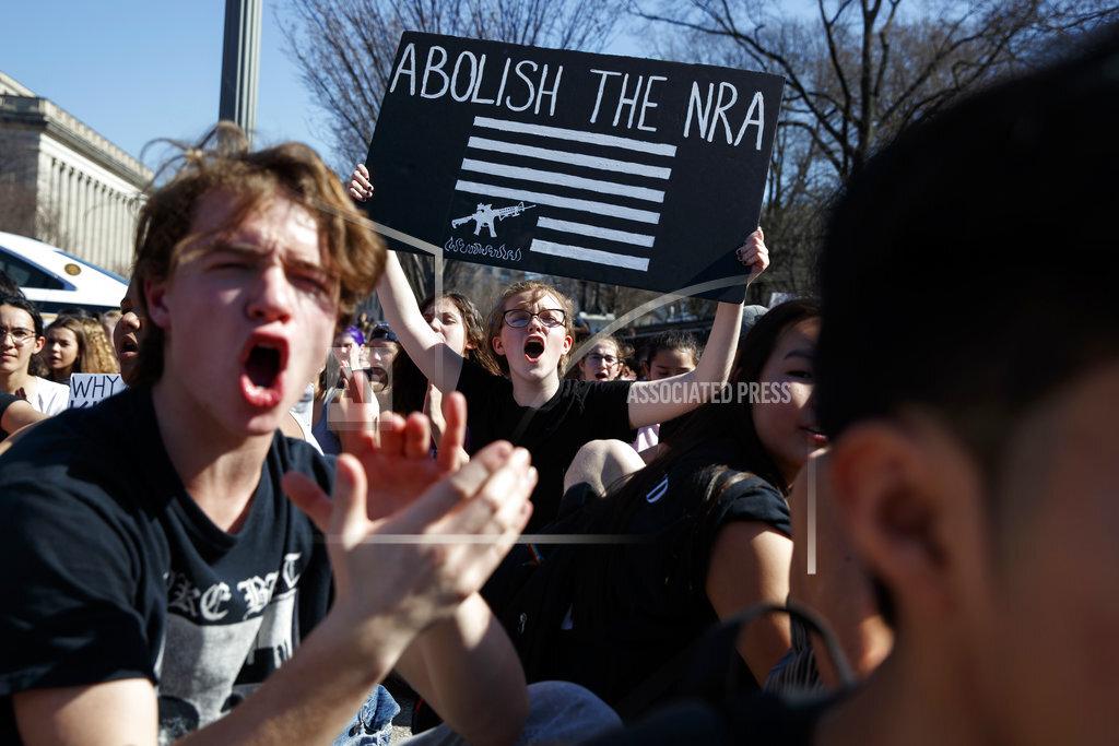 School Shooting Student Activists