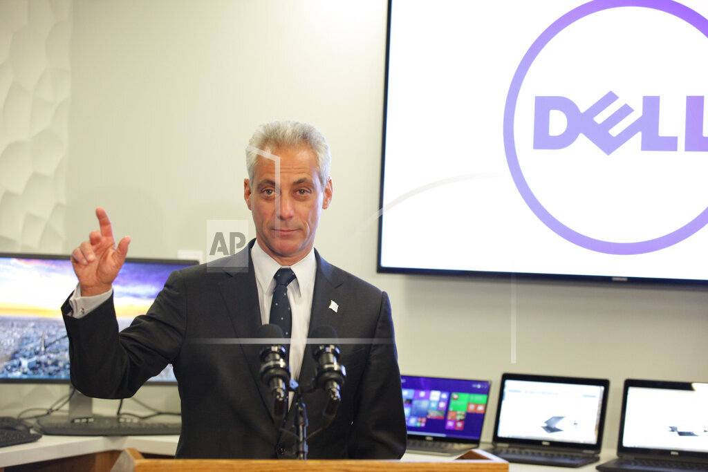 Watchf AP Images for Dell A CPACOM Illinois usa  Dell Chicago Solution Center Opening