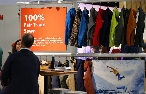 Outdoor Retailer Show, Patagonia, r m