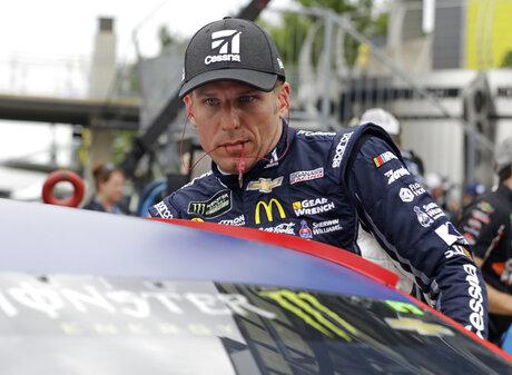 NASCAR Indianapolis Auto Racing