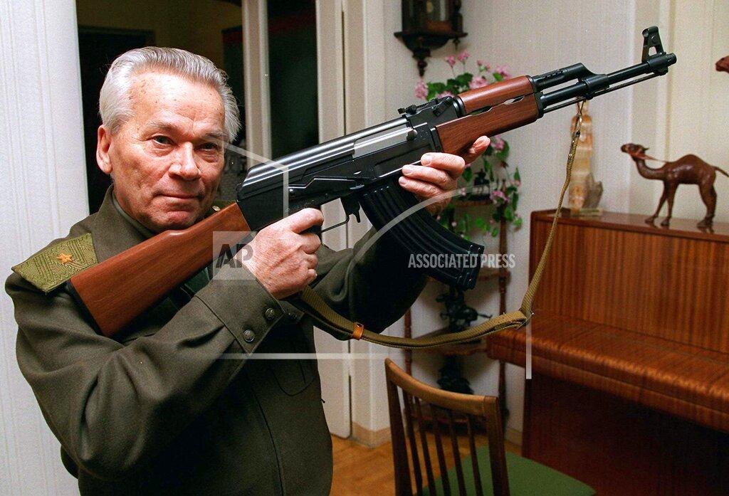 Russia Kalashnikov's Remorse