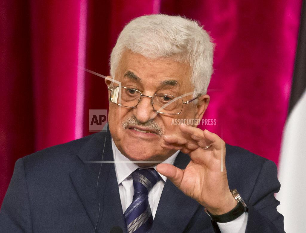 Mideast Abbas