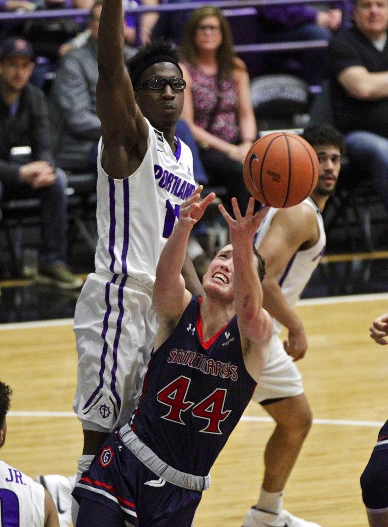 Saint Marys Portland Basketball