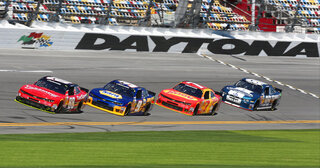 Dale Earnhardt Jr., Chase Elliott, Regan Smith, David Ragan