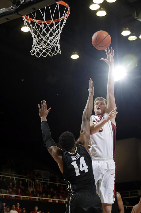 Colorado Stanford Basketball