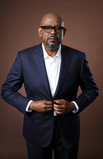 FILE - This July 27, 2019 file photo shows Forest Whitaker, a cast member in the Epix series