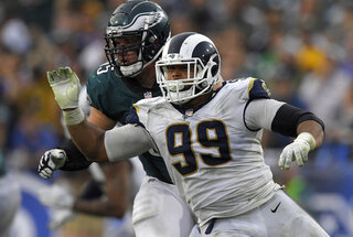Aaron Donald, Lane Johnson