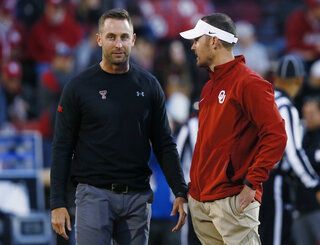 Kliff Kingsbury, Lincoln Riley