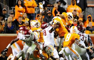 Arkansas Tennessee Football