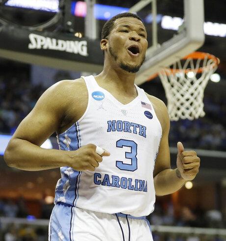 NCAA Kentucky North Carolina Basketball